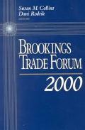Brookings Trade Forum 2000