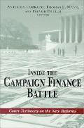 Inside the Campaign Finance Battle Court Testimony on the New Reforms