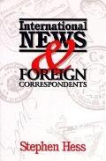 International News & Foreign Correspondents