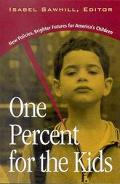One Percent for the Kids New Policies, Brighter Futures for America's Children
