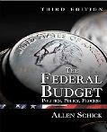 Federal Budget: Politics, Policy, Process