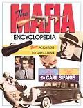 Mafia Encyclopedia - Carl Sifakis - Paperback - REPRINT