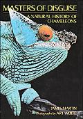 Masters of Disguise: A Natural History of Chameleons - James Martin - Hardcover