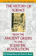 History of Science from the Ancient Greeks to the Scientific Revolution