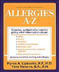 Allegeries A-Z - Myron A. Lipkowitz - Hardcover