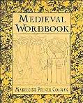 Medieval Wordbook - Madeleine Pelner Pelner Cosman - Hardcover