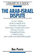 Arab Israel Dispute