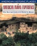 The American Indian Experience - Ray Spangenburg - Hardcover
