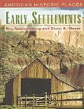 Early Settlements - Ray Spangenburg - Hardcover