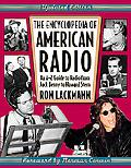 Encyclopedia of American Radio An A-Z Guide to Radio from Jack Benny to Howard Stern