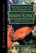 Facts on File Dictionary of Marine Science - Barbara Charton - Paperback - REVISED