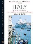 Italy A Reference Guide From The Renaissance To The Present