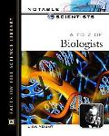 A to Z of Biologists