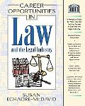 Career Opportunities in Law and the Legal Industry