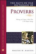 Facts on File Dictionary of Proverbs