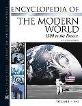 Encyclopedia Of The Modern World 1900 To The Present