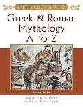 Greek and Roman Mythology A to Z
