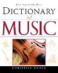 Facts on File Dictionary of Music