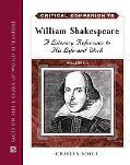 Critical Companion to William Shakespeare A Literary Refernce to His Life and Work
