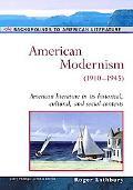 American Modernism (1910-1945)