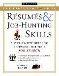 Ferguson Guide To Resumes And Job Hunting Skills A Step-by-Step Guide to Preparing for Your ...