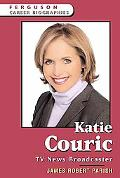 Katie Couric Tv News Broadcaster