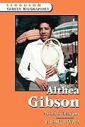 Althea Gibson Tennis Player