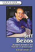 Jeff Bezos Business Executive and Founder of Amazon.Com