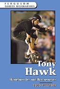 Tony Hawk, Skateboarder And Businessman