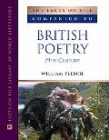 Facts on File Companion to the 19th-century British Poetry