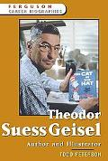 Theodor Seuss Geisel Author And Illustrator