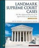 Landmark Supreme Court Cases, Second Edition, 3 Vols.