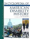 Encyclopedia of American Disability History (Facts on File Library of American History)
