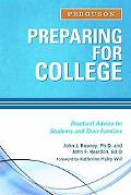 Preparing for College: Practical Advice for Students and Their Families