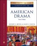 Facts on File Companion to American Drama