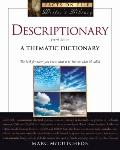 Descriptionary : A Thematic Dictionary, Fourth Edition