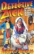 Detective Zack and the Missing Manger Mystery