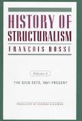 History of Structuralism The Sign Sets, 1967-Present