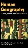 Human Geography Society, Space, and Social Science