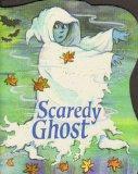 Scaredy Ghost (Mini Shaped Books)