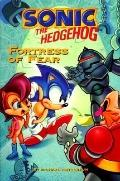 Sonic the Hedgehog: Fortress of Fear - Michael S. Teitelbaum - Paperback
