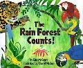 Rain Forest Counts - Lisa McCourt - Paperback