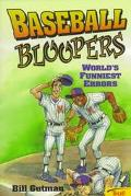 Baseball Bloopers - Bill Gutman - Paperback