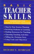 Basic Teacher Skills Handbook for Church School Teachers