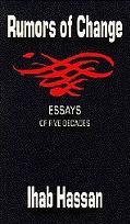 Rumors of Change Essays of Five Decades