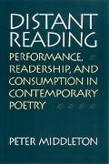 Distant Reading Performance, Readership, and Consumption in Contemporary Poetry