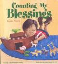 Counting My Blessings Toddler Prayers