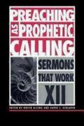Preaching As Prophetic Calling