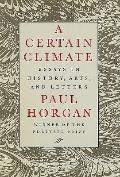 Certain Climate Essays in History, Arts, and Letters