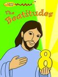 Beatitudes Coloring and Activity Book